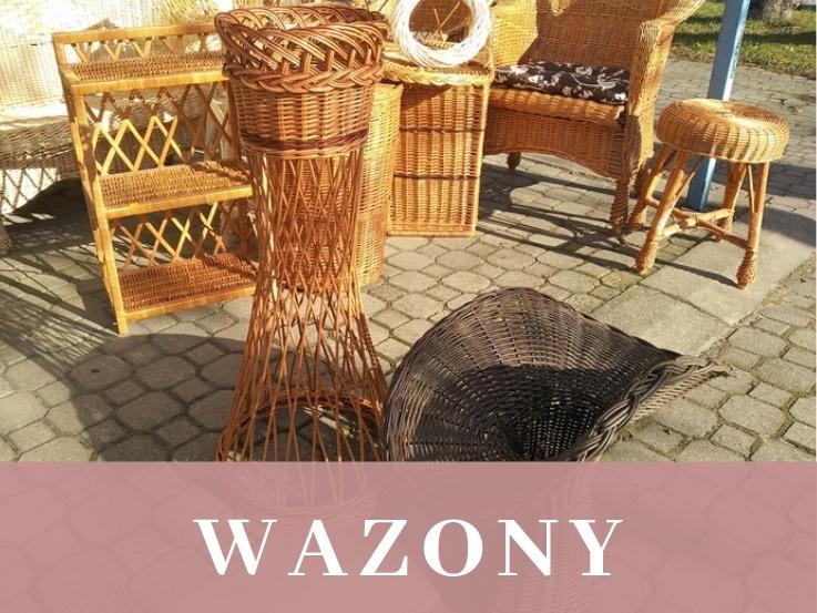 wazon wiklinowy