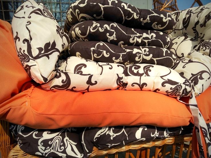 poduszki na fotele